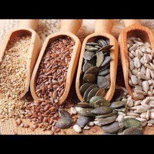 Семена, зерновые и бобовые